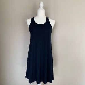 ABERCROMBIE & FITCH NAVY TANK DRESS